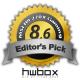 Editor's Pick 8,6