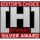 Editor's Choice: Enthusiast SILVER Award