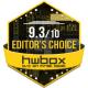 Editor's Choice 9.3/10 HwBox.gr