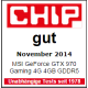 Chip-Award Good_GTX 970 GAMING