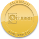 Gold award i2hard.ru