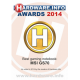 Best gaming notebook 2014 - Gold Award Hardware.Info Nederland