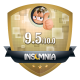 9.5/10.0 Rating