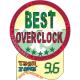 9.6/10.0 Best Overclock Award