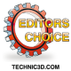 Editors Choice Technic3D.com