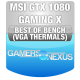 Best of Bench 2016 VGA