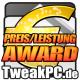 TweakPC Price-Performance Award