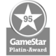 GameStar Platinum Award 95 Points