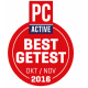 best tested  PC Active
