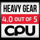Heavy Gear 4/5 CPU Magazine
