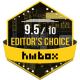 Editor's Choice Award 9.5/10