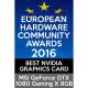 EHA Awards - Best NVIDIA based VGA