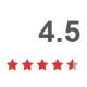 4.5/5 Score