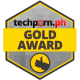 Gold Award Techporn