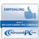 Recommendation X299 Gaming Pro Carbon AC
