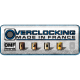 4  cap Overclocking Made in France