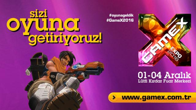 GameX 2016 Istanbul