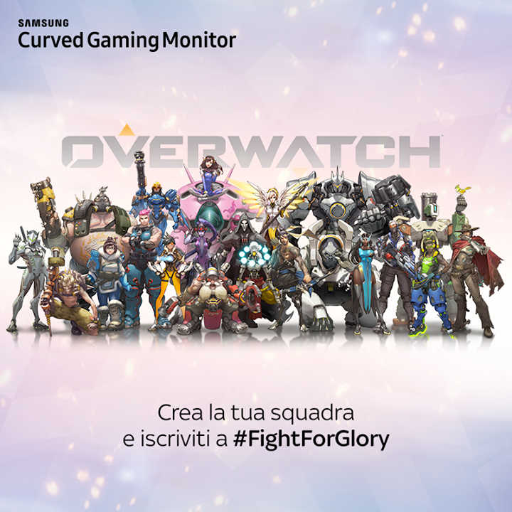 Samsung Fight For Glory @ Romics