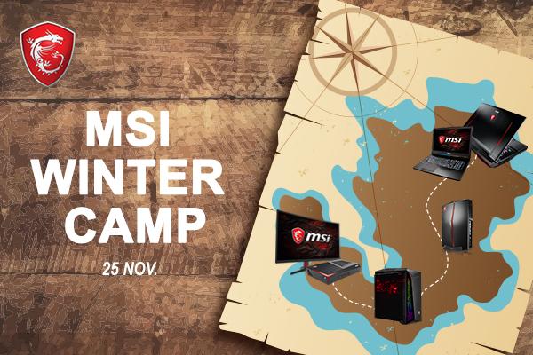 MSI Winter Camp 2017